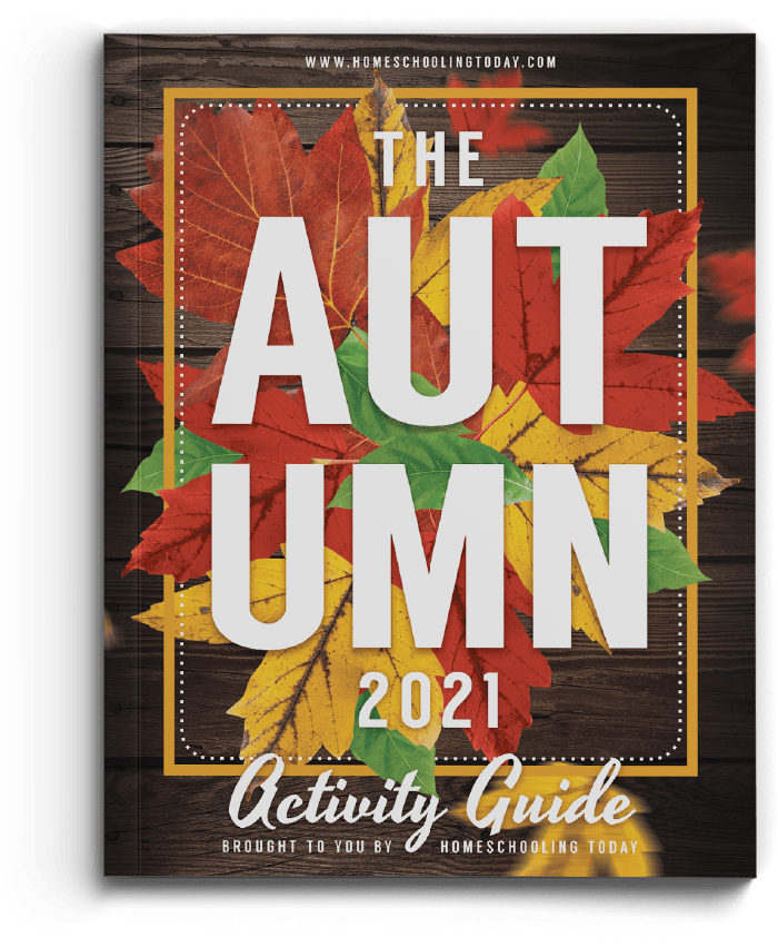 The Autumn 2021 Activity Guide cover